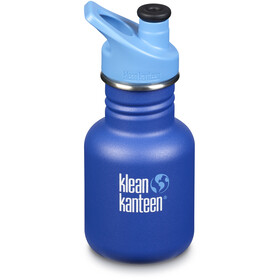 Klean Kanteen Classic Bidón 355ml con Sport Cap 3.0, surfs up (matt)